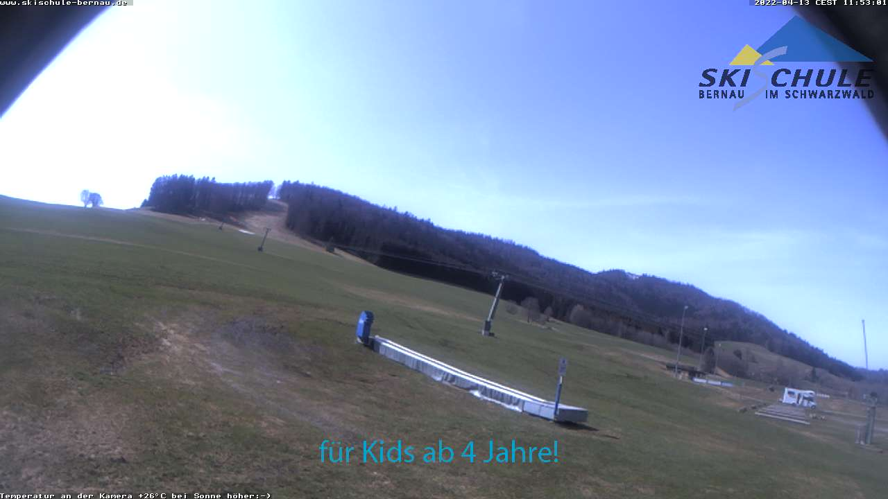 Webcam Skischule Bernau